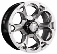 Литые диски Racing Wheels H-276 (HS) 8x16 5x139.7  ET 0 Dia 108.2