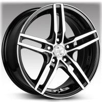 Литые диски Racing Wheels H-534 (W-OBK-F/P) 7x16 4x98  ET 35 Dia 58.6