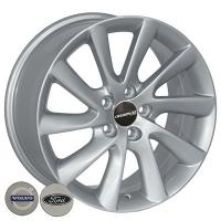 Литые диски ZF TL0281NW (silver) 8x17 5x108  ET 55 Dia 63.4