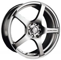 Литые диски Racing Wheels H-125 (HS) 5.5x13 4x98  ET 35 Dia 58.6