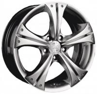 Литые диски Racing Wheels H-253 (SDS-F/P) 5.5x13 4x98  ET 38 Dia 58.6