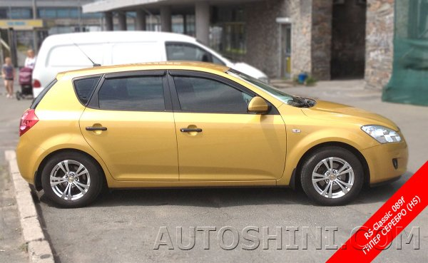 Kia Ceed на дисках RS Wheels 089f