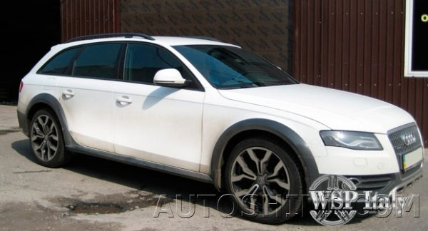 Audi Allroad на дисках WSP Italy W565