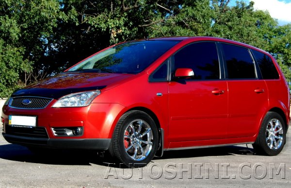 Ford C-Max на дисках ZW 217