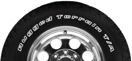 bfgoodrich rugged trail ta