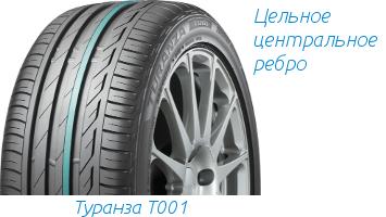 Протектор Bridgestone Turanza T001