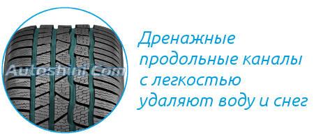 Канавки Конти Винтер Контакт ТС 830 П