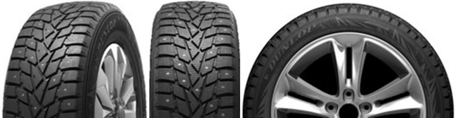 Автошины Dunlop SP Winter Ice 02