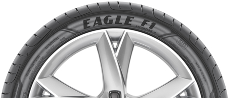 Goodyear Eagle F1 Asymmetric
