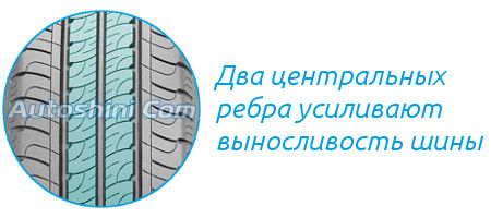 Протектор Goodyear EfficientGrip Cargo
