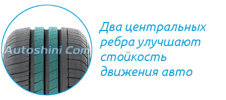 Протектор Hankook K425 Kinergy Eco