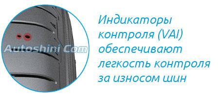 Индикатор износа Hankook Ventus Prime 3 K125