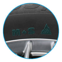 маркировка M+S и 3PMSF