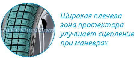 Боковина Мишлен Пилот Альпин 5