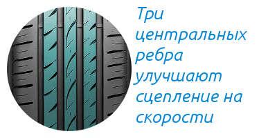 Протектор Nexen-Roadstone Eurovis Sport 04