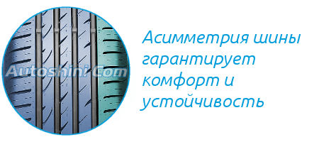 Протектор Nexen-Roadstone Nblue HD Plus