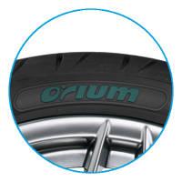 Фирменный знак бренда Ориум