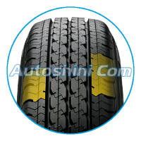 Широкая плечевая зона Pirelli Chrono 2