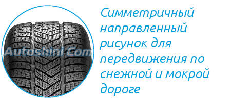 Протектор Pirelli Scorpion Winter