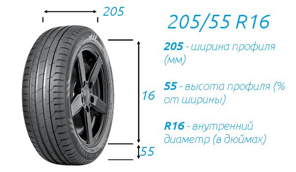 Шины Bridgestone 205/55 R16