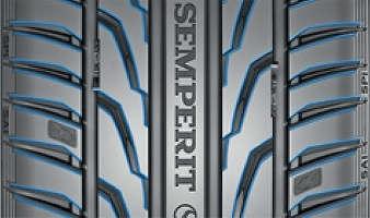 Канавки и пазы Semperit Speed Life 2