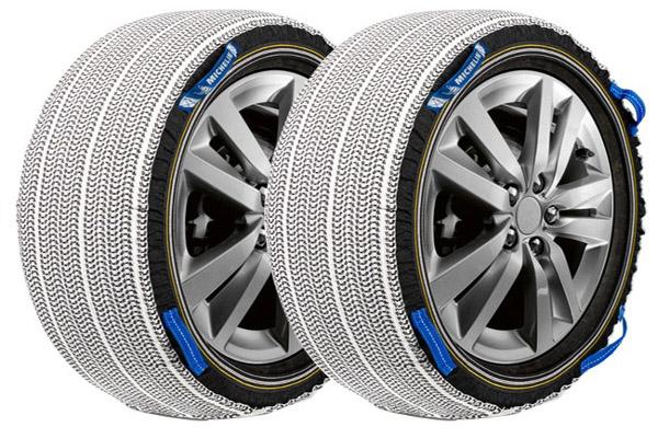 «Носки» для шин — очередная инновация Michelin