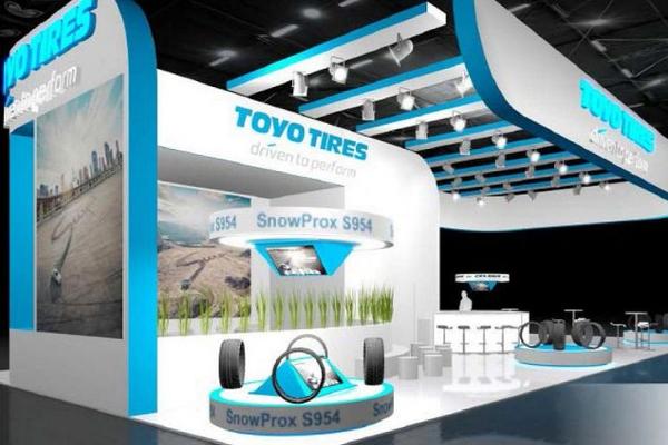 Компания Toyo на Essen Motor Show 2016