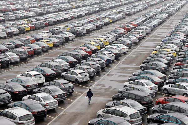 Итоги 2016 года. Автомобильный рынок Украины в 2016 году