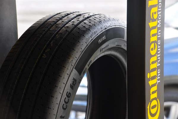 Continental запускает продажи новых дождевых шин