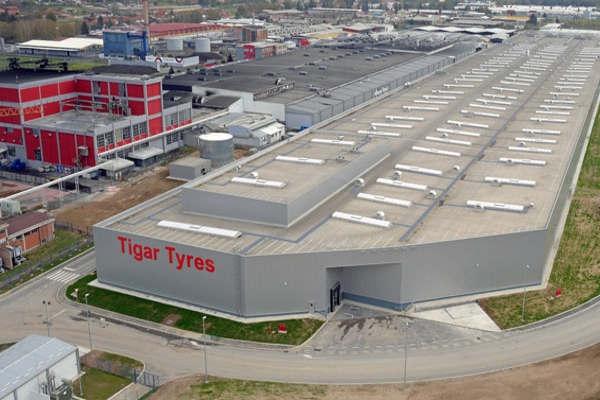 Michelin представляет новинку Tigar UHP