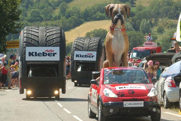 Michelin выпускает новую модель Kleber Transpro 4S