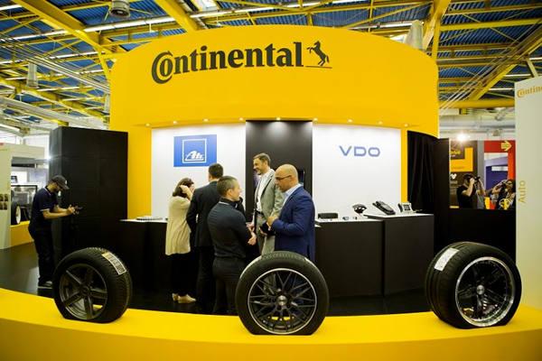 Continental презентует зимнюю резину WinterContact TS 860 S