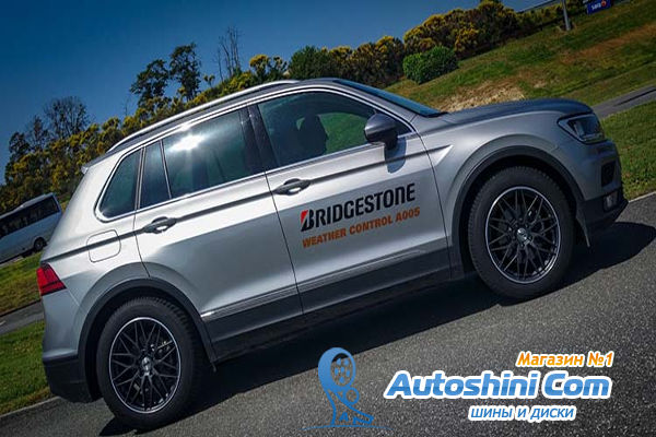 Обзор новинки Bridgestone Weather Control A005