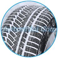 Тест зимних шин в размере R18