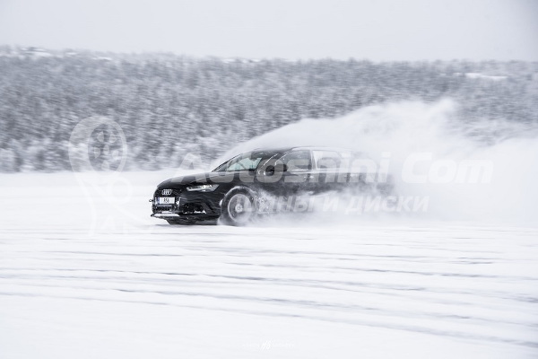Тест зимних шин от ADAC 2020