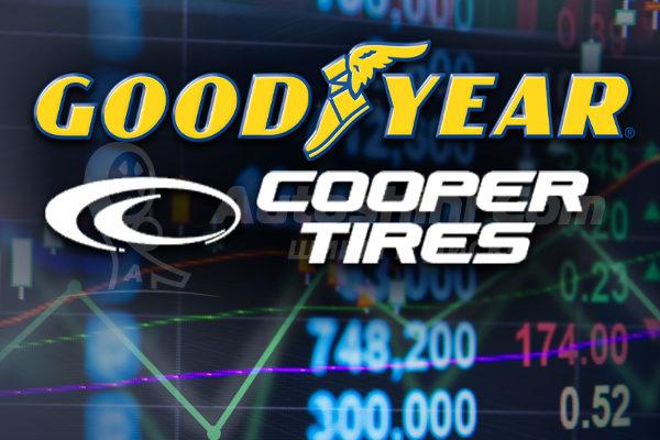 Goodyear «покупает» Cooper